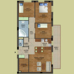 2 Em 3 alaprajz | Eladó energiatakarékos lakás Zuglóban