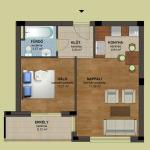 2 em. 5 alaprajz | Eladó energiatakarékos lakás Zuglóban