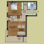 2 em. 6 alaprajz | Eladó energiatakarékos lakás Zuglóban
