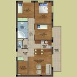 3 Em 3 alaprajz | Eladó energiatakarékos lakás Zuglóban