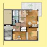 Kövér Lajos utca 8 Északi tető lakás | Eladó energiatakarékos lakás Zuglóban