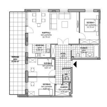 2 emelet 1 Kopja 16l